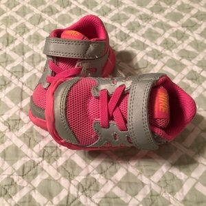 Nike's hot pink